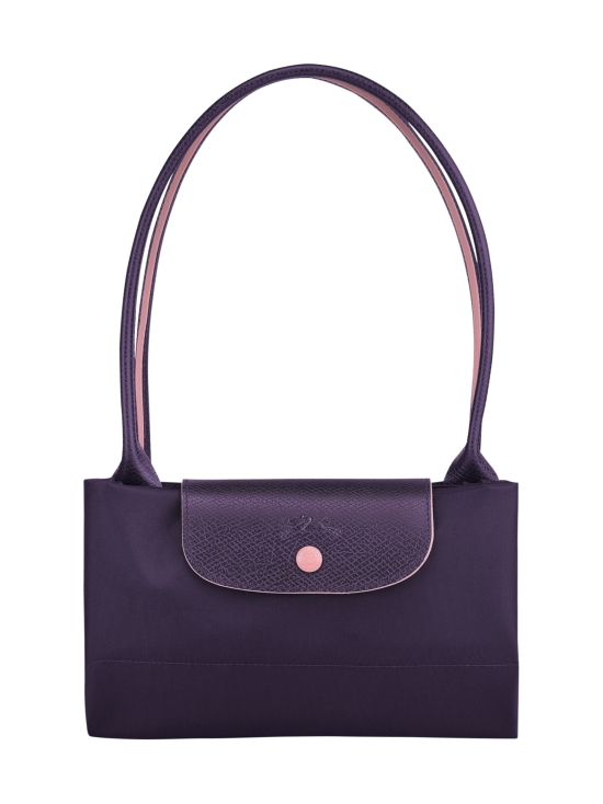 Longchamp - Le Pliage Club Shoulder Bag L - Laukku - BILBERRY | Stockmann - photo 4