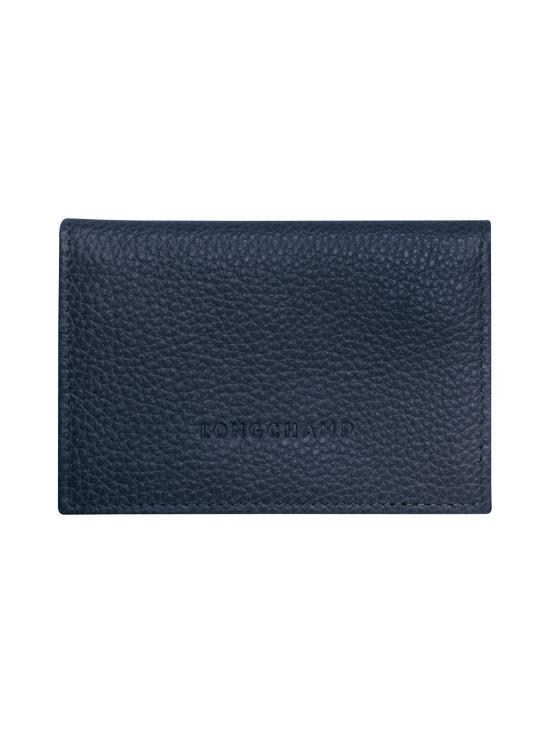 Longchamp - Le Foulonné - Card Holder - Korttikotelo - NAVY | Stockmann - photo 1