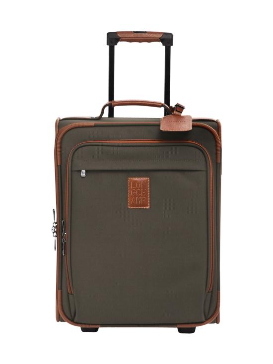 Longchamp - Boxford - Cabin Suitcase - Vetolaukku - BROWN | Stockmann - photo 1
