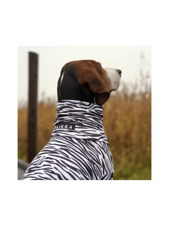 PAIKKA - UV & Bug Shirt for Dogs - ZEBRA | Stockmann - photo 4
