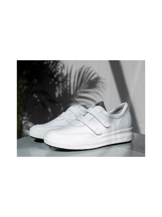 Pomar - TUOMI Naisten sneakerit - WHITE SOFT NAPPA (SNEAKER S) | Stockmann - photo 2