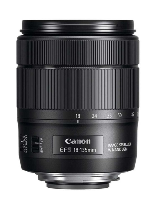 Canon - Canon EF-S 18-135mm f/3.5-5.6 IS USM - null   Stockmann - photo 1
