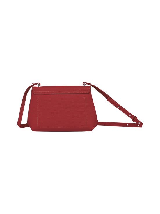 Longchamp - Roseau - Crossbody bag S - Nahkalaukku - RED | Stockmann - photo 4