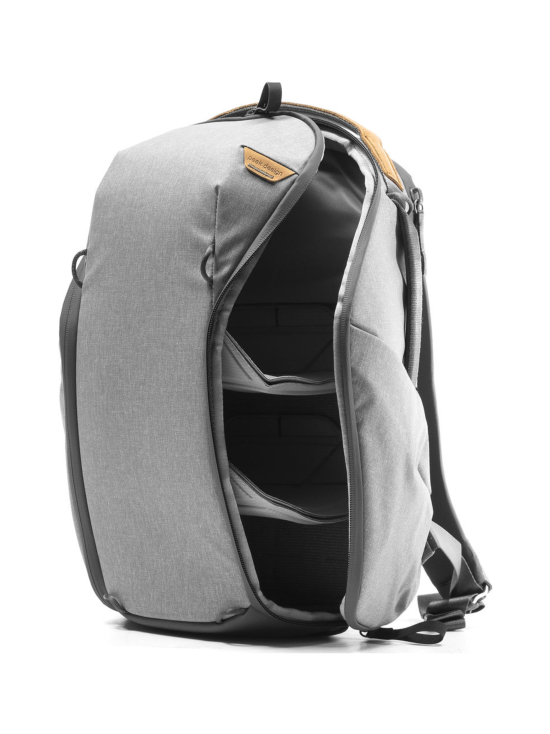 Peak Design - Peak Design Everyday Backpack ZIP 15L kamerareppu - Ash - null | Stockmann - photo 4