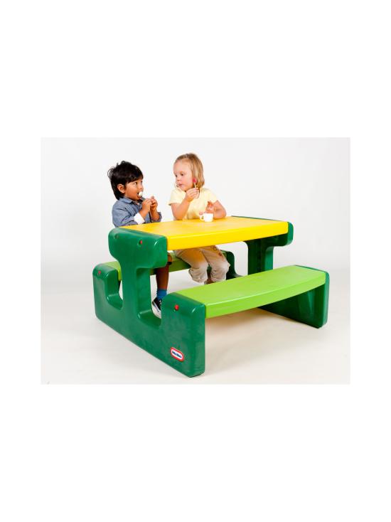 Little Tikes - MGA LITTLE TIKES OUTDOOR Piknikpöytä suuri   Stockmann - photo 4