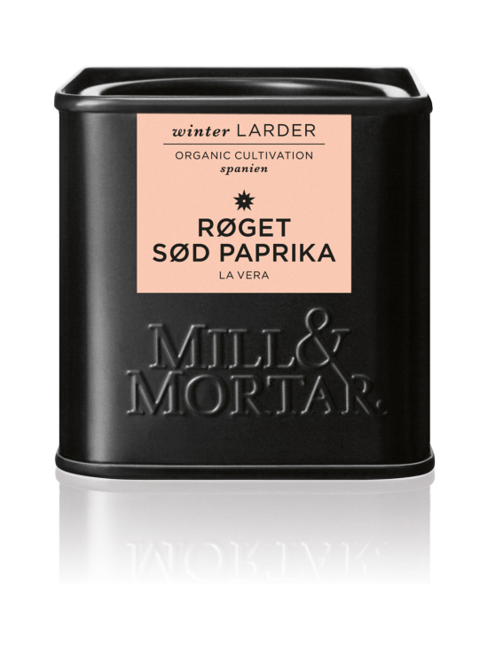 Mill & Mortar - Savustettu Paprika Luomu 50g   Stockmann - photo 1