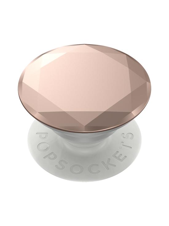 Popsockets - PopSockets Grip Metallic Diamond Rose Gold -puhelimen pidike - METALLIC DIAMOND ROSE GOLD | Stockmann - photo 1