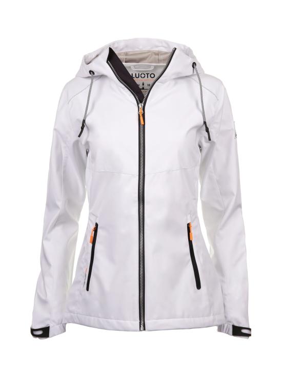 Luoto - LAINE Naisten softshell takki - WHITE | Stockmann - photo 1