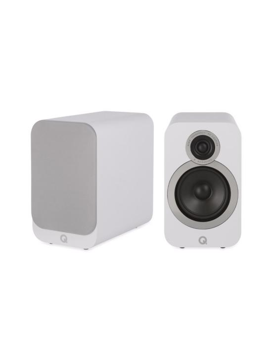 Q Acoustics - Q Acoustics Q3020i hyllykaiutin, valkoinen | Stockmann - photo 1