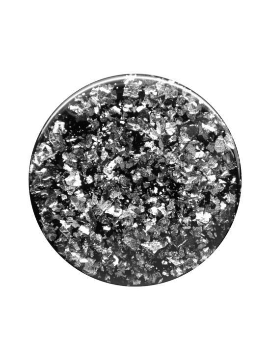 Popsockets - PopGrip Foil Confetti Silver -puhelimen pidike - FOIL CONFETTI SILVER | Stockmann - photo 2