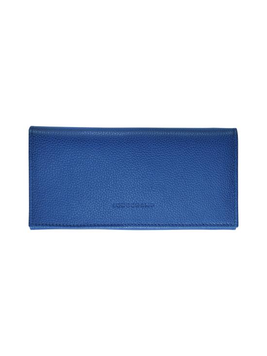 Longchamp - Le Foulonné – Long Continental Wallet – Nahkalompakko - SAPHIR | Stockmann - photo 1