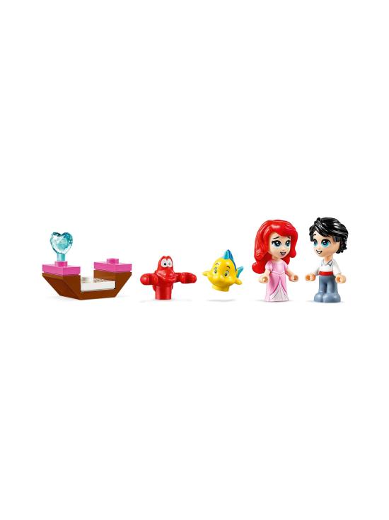 Lego Disney Princess - LEGO DISNEY Arielin satukirjaseikkailut 43176 - null | Stockmann - photo 4