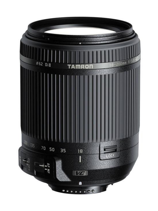 Tamron - Tamron 18-200mm f/3.5-6.3 Di II VC (Canon)   Stockmann - photo 1