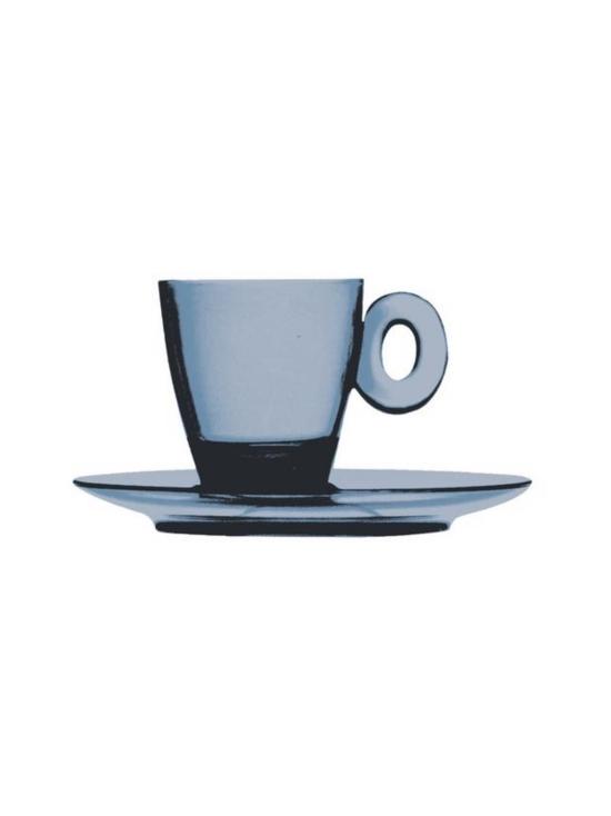 Mepra - Policarbonato-espressokuppi ja aluslautanen - SAPHIR | Stockmann - photo 1