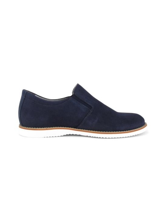 Pomar - KUOVI Miesten GORE-TEX loaferit - OCEAN SUEDE/ WHITE SOLE | Stockmann - photo 3