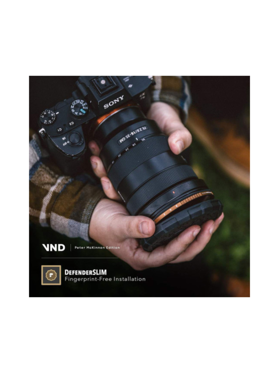 PolarPro - PolarPro 82mm Peter McKinnon Edition Variable ND 6-9 -suodin | Stockmann - photo 3