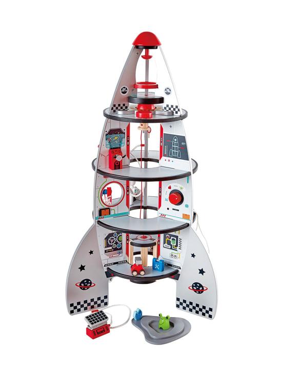 Hape - Puinen avaruusraketti tarvikkeilla | Stockmann - photo 1