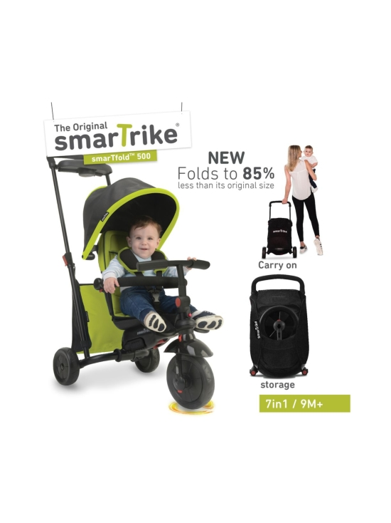 SMARTRIKE - SMARTRIKE Smartfold 500 vihreä - null   Stockmann - photo 1
