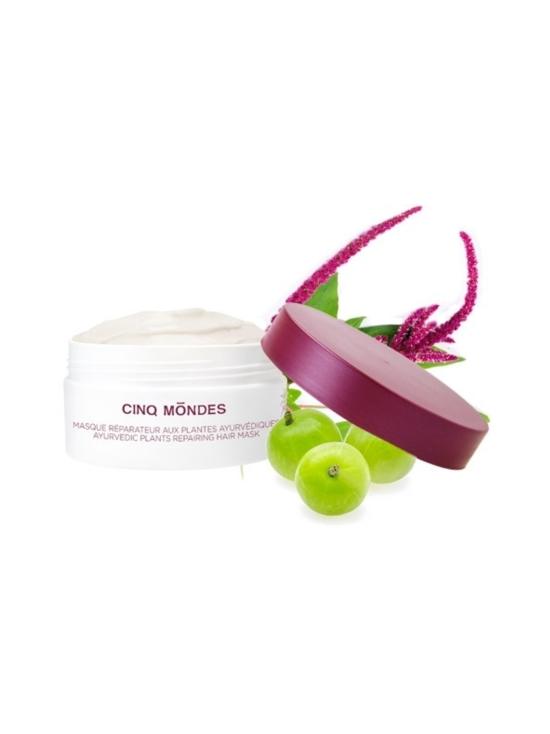 Cinq Mondes - Ayurvedic Plants Repairing Hair Mask (200ml)   Stockmann - photo 3