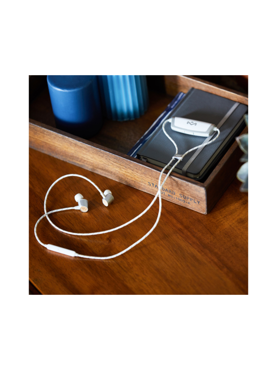 House of Marley - House Of Marley Uplift Bluetooth kuuloke - SILVER | Stockmann - photo 2