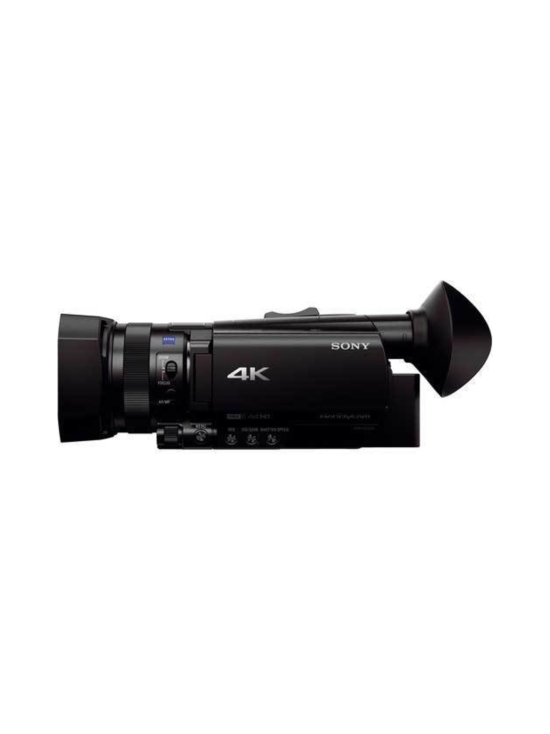 Sony - Sony FDR-AX700 4K HDR   Stockmann - photo 4
