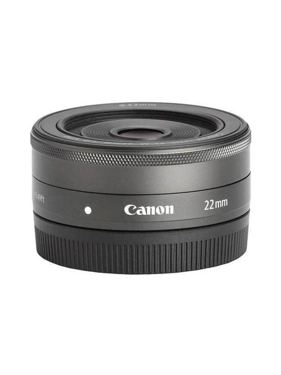 Canon - Canon EF-M 22mm f/2 STM pancake | Stockmann - photo 1