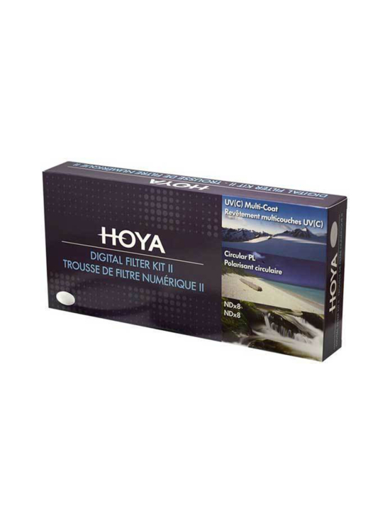 Hoya - Hoya Digital Filter Kit II 37mm (UV / Cir-PL / ND) | Stockmann - photo 1