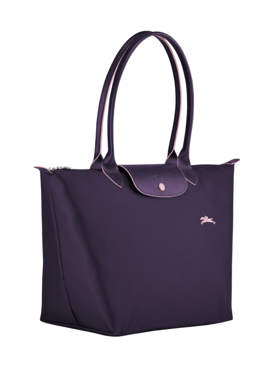Longchamp - Le Pliage Club Shoulder Bag L - Laukku - BILBERRY | Stockmann - photo 2