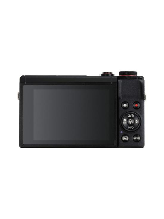 Canon - Canon PowerShot G7 X Mark III -digitaalikamera (musta) - null   Stockmann - photo 3