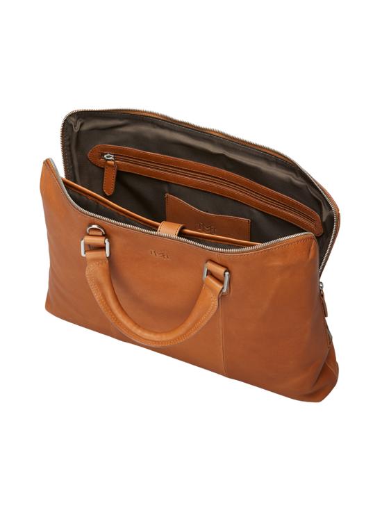MMV Bags - Luton Briefcase -nahkasalkku - COGNAC (KONJAKINRUSKEA) | Stockmann - photo 5