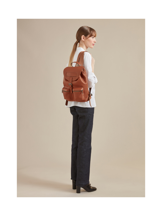 Longchamp - Longchamp 3D - Backpack S - Nahkareppu - MIDNIGHT BLUE | Stockmann - photo 4