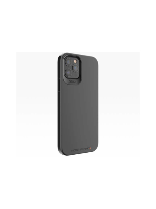 GEAR4 - Holborn Slim iPhone 12/12 Pro-suojakuori (Black) - MUSTA   Stockmann - photo 2