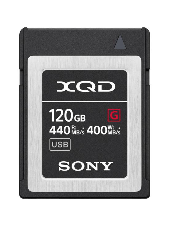 Sony - Sony XQD 120GB G-series -muistikortti | Stockmann - photo 1