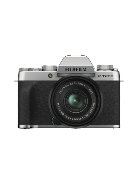 Fujifilm - Fuji X-T200 + 15-45mm OIS PZ Kit (hopea) - null | Stockmann - photo 2