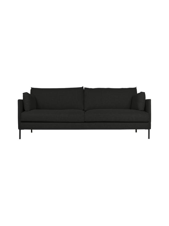 HT Collection - Nordic -sohva, 210 cm - MUSTA | Stockmann - photo 1