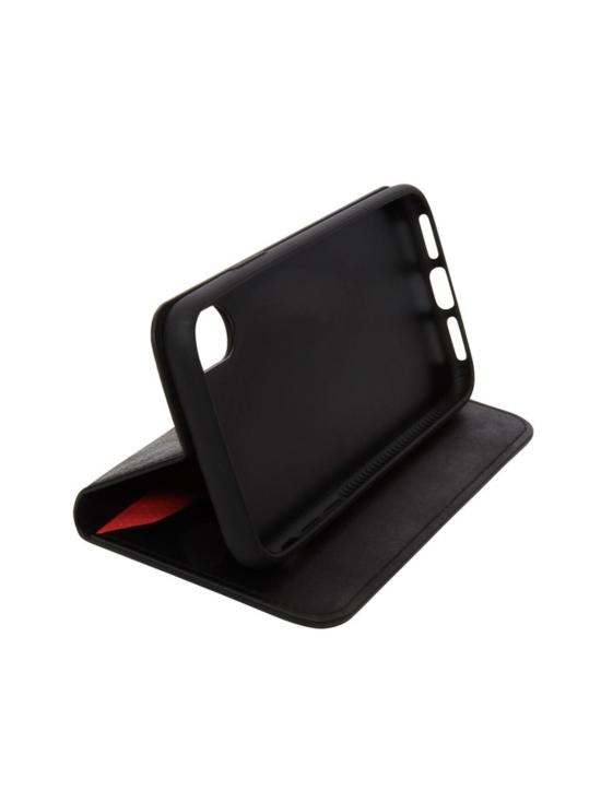 Knomo - Premium -nahkasuoja iPhone X/XS:lle - BLACK | Stockmann - photo 4