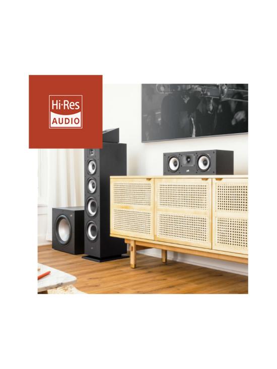 Polk Audio - Polk Audio MXT30C keskikaiutin, musta | Stockmann - photo 9