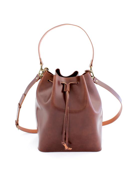 MOIMOI accessories - MARILIN bucket laukku ruskea - RUSKEA   Stockmann - photo 1