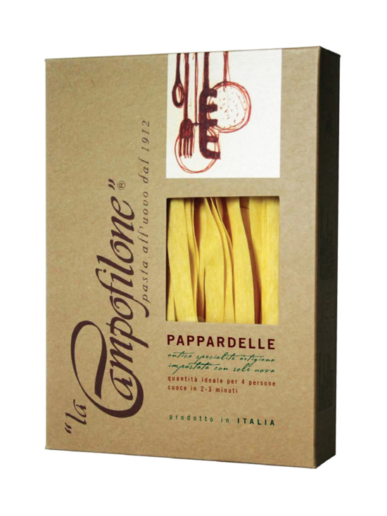La Campofilone - Pasta Pappardelle 250g | Stockmann - photo 6