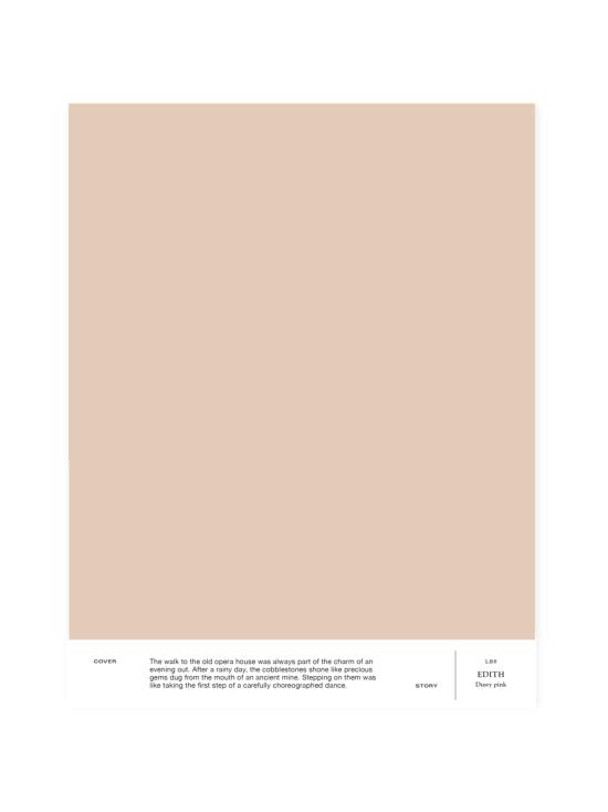 Cover Story - Sävymalli LB5 EDITH - dusty pink | Stockmann - photo 1
