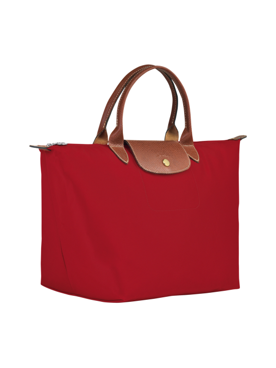 Longchamp - Le Pliage Top Handle M -Laukku - RED | Stockmann - photo 2