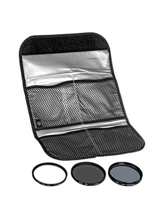 Hoya - Hoya Digital Filter Kit II 43mm (UV / Cir-PL / ND) - null | Stockmann - photo 2