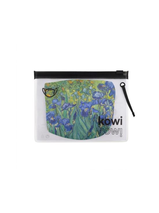 Kowi Kowi - Vincent Van Gogh Irises-Kasvomaski - VIHREÄ | Stockmann - photo 2