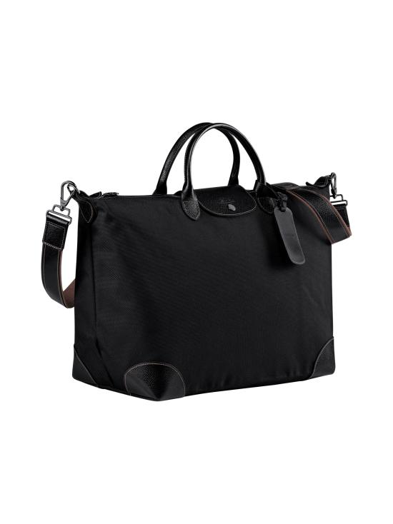 Longchamp - Boxford Travel bag L - Matkakassi - BLACK | Stockmann - photo 2