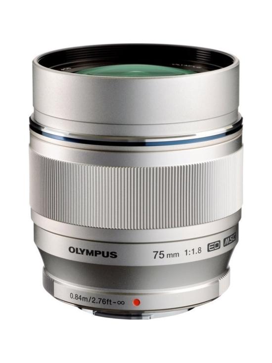 Olympus - Olympus M.Zuiko Digital ED 75mm f/1.8 - Hopea - null | Stockmann - photo 1