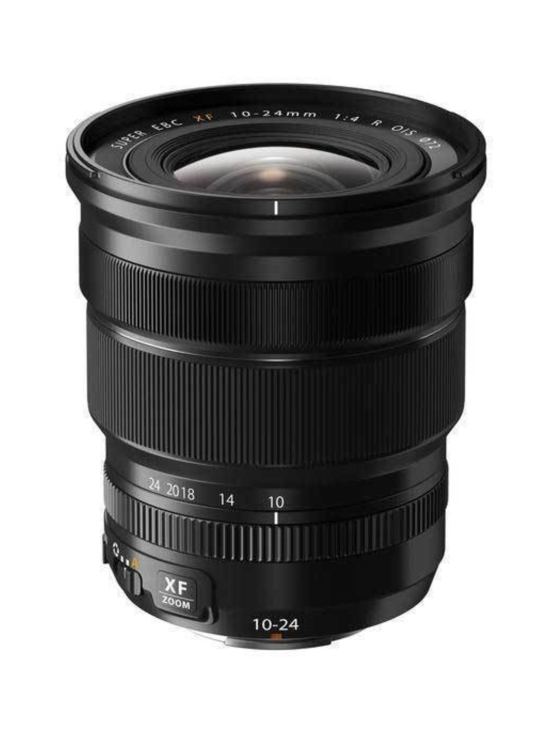 Fujifilm - Fujifilm Fujinon XF 10-24mm f/4 R OIS -objektiivi   Stockmann - photo 1