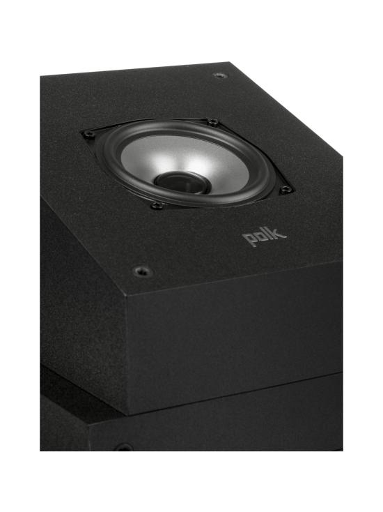 Polk Audio - Polk Audio MXT90 Atmos korkeuskaiutinpari, musta   Stockmann - photo 4