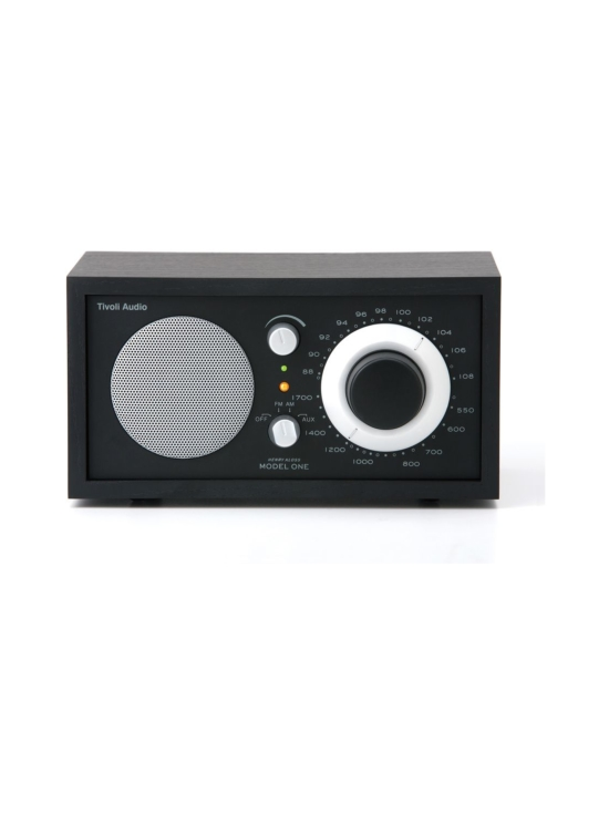 Tivoli - Tivoli Audio Model One Black/Black-Silver | Stockmann - photo 1