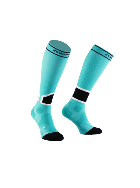Zero Point - Intense 2.0 Compression Sock Men - AQUA (TURKOOSI) | Stockmann - photo 1
