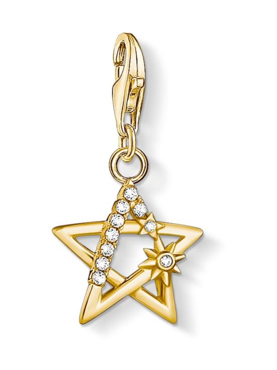 Thomas Sabo - Thomas Sabo pendant Stars Stone Gold -hela | Stockmann - photo 1